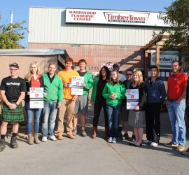 Bowness supporters meet at Timbertown